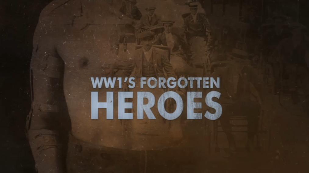 WW1's Forgotten Heroes - CHANNEL 4