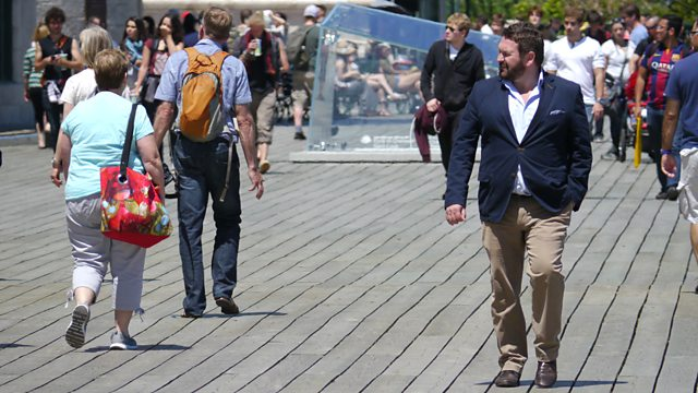 Episode 2    In a follow-up to Brave New World: New Zealand, presenter William Crawley travels to Canada to explore the country's remarkable cultural connections with Ulster and discover the fascinating stories of the Ulstermen and women who helped shape its history.