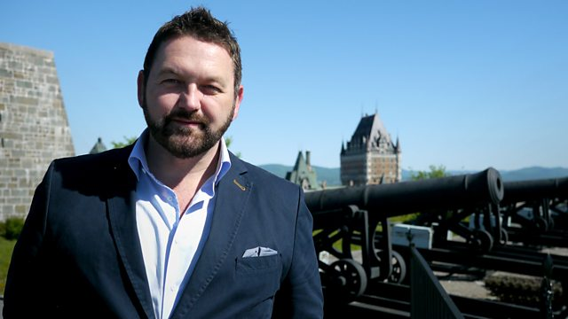 Episode 3    In a follow-up to Brave New World: New Zealand, presenter William Crawley travels to Canada to explore the country's remarkable cultural connections with Ulster and discovers the fascinating stories of the Ulstermen and women who helped shape its history.