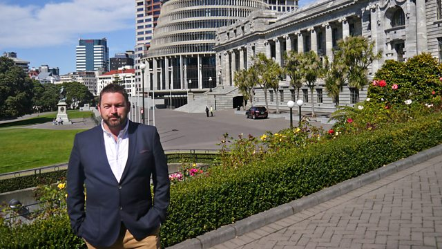 Episode 2   In the second episode of the series, William Crawley continues his journey in New Zealand and discovers the stories of two Ulstermen who set up home there in the 19th century and went on to become some of the country's most influential politicians.