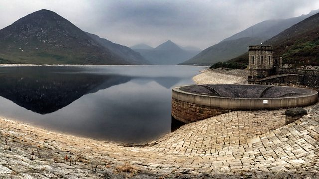 Episode 3   From sheep farming at the foot of Slieve Donard to exploring the underground workings of the Silent Valley Reservoir, Cormac walks and explores the majestic Mourne Mountains of Co. Down.