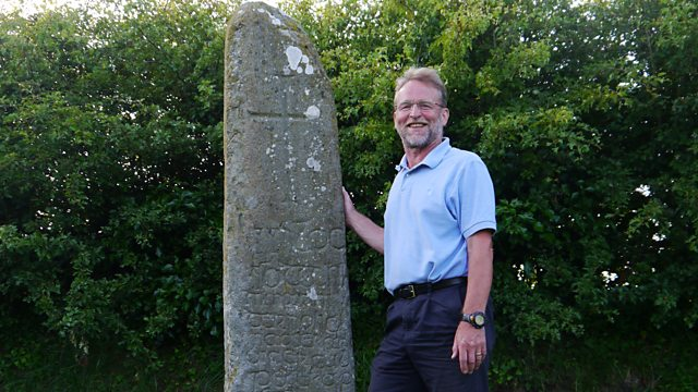 Episode 4   Cormac Ó hÁdhmaill explores the treasures of ancient Ulster and reveals the story of how Ulster came to be and how its people lived over thousands of years, from the early settlers to the arrival of Christianity.