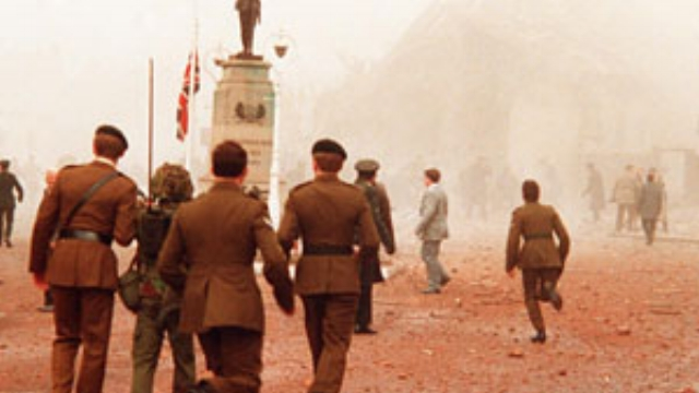The Poppy Day Bomb - BBC NI
