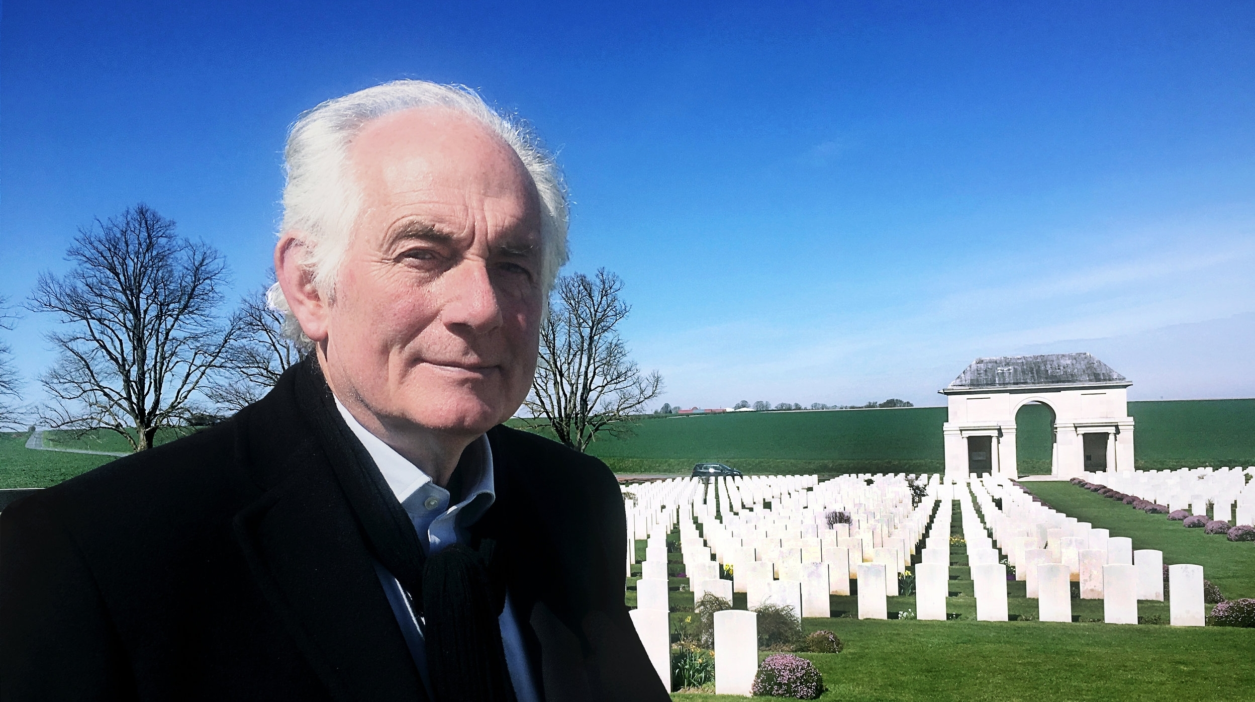 Dan Cruickshank's Monuments of Remembrance - BBC NI / BBC FOUR