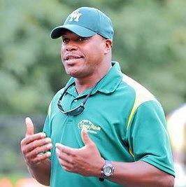 DRILLS coach Tim Spicer