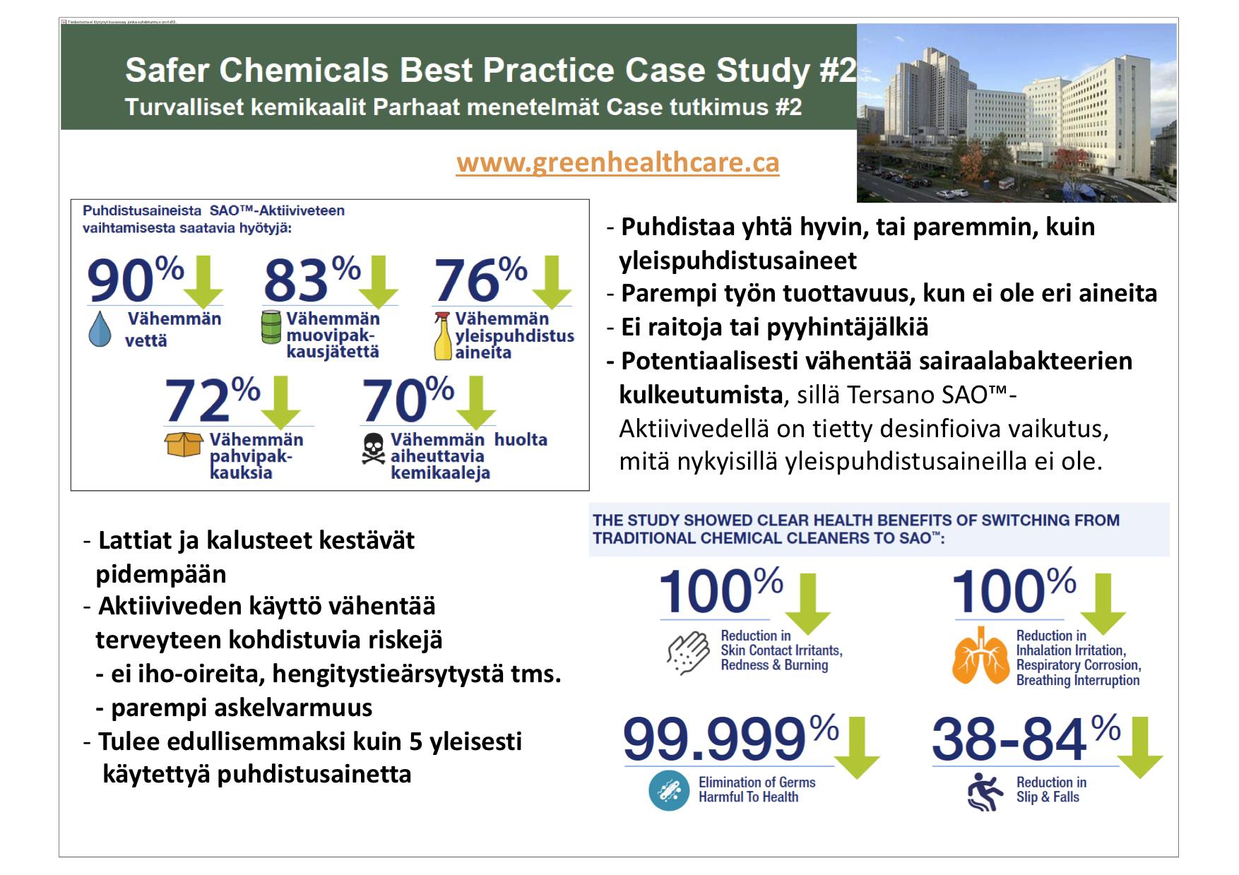 Tulokset ovat suorastaan hämmästyttäviä, kuten kuvassa kerrotaan.  Lue koko raportti täältä!
