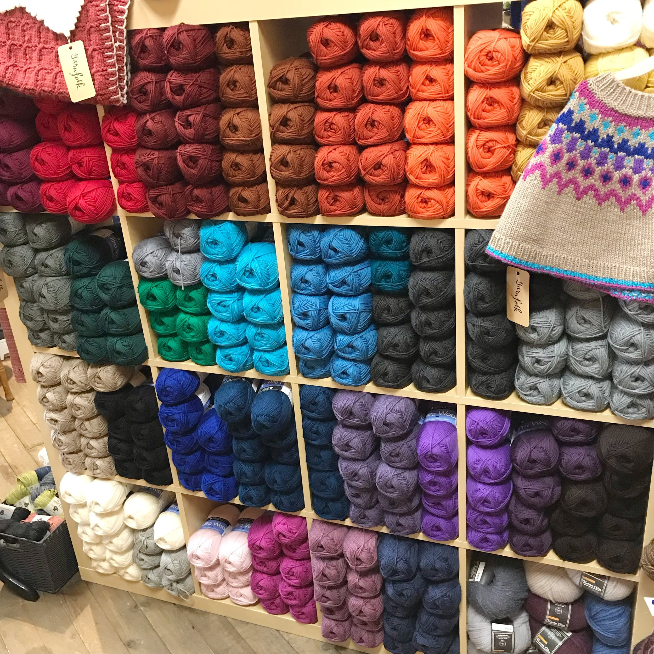 Restocked Berroco Ultra Wool, including more colors!