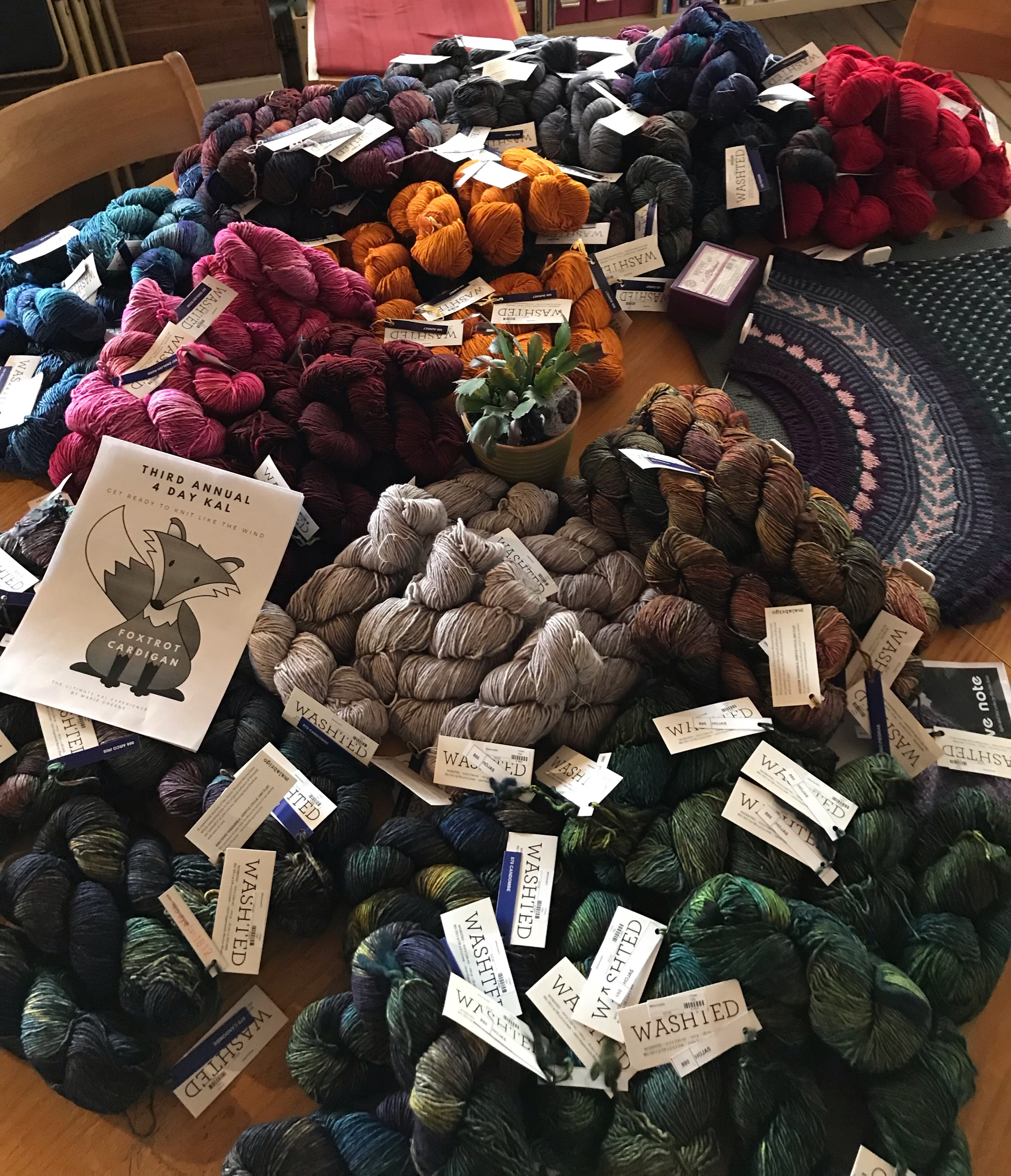 Approximately 17 miles of Malabrigo