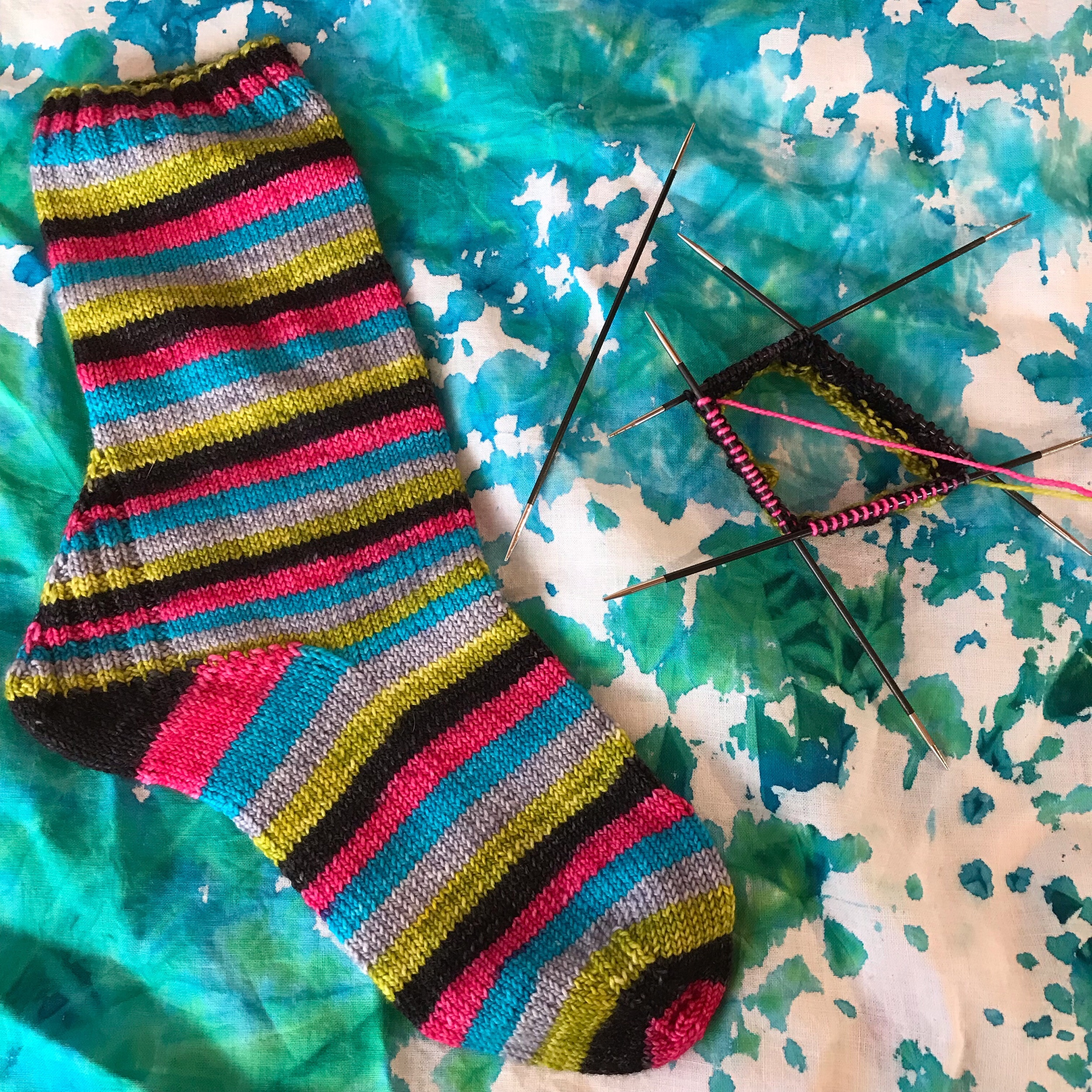 CURRENT CLASSES & EVENTS - Project CircleAugust 30, 5:00-7:00pm | no chargeJoin us to work on your longer term projects!September Sock ClubSeptember 6, 13, 20, 5:00-7:00pm | no chargeFriday night sock knitting—whether you've knit dozens of pairs or are just getting started. This is not a formal class, but if you've never knit a sock before, we've got suggestions for several beginner-friendly patterns, and help will be available.Oh Gnome You Didn't!September 11, 18, 25, 5:00-7:00pm | no chargeSarah Schira's gnomes are delightful tiny knitting projects, and Oh Gnome You Didn't is her upcoming mystery knitalong. In these sessions, we'll work on all clues released to day, meeting for the last time the day before the final clue drops. Pattern calls for fingering weight yarn; choose DK for a larger finished gnome.
