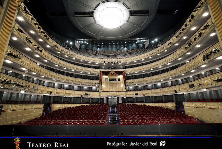 PACK OPÉRA à MADRID -Teatro Real -
