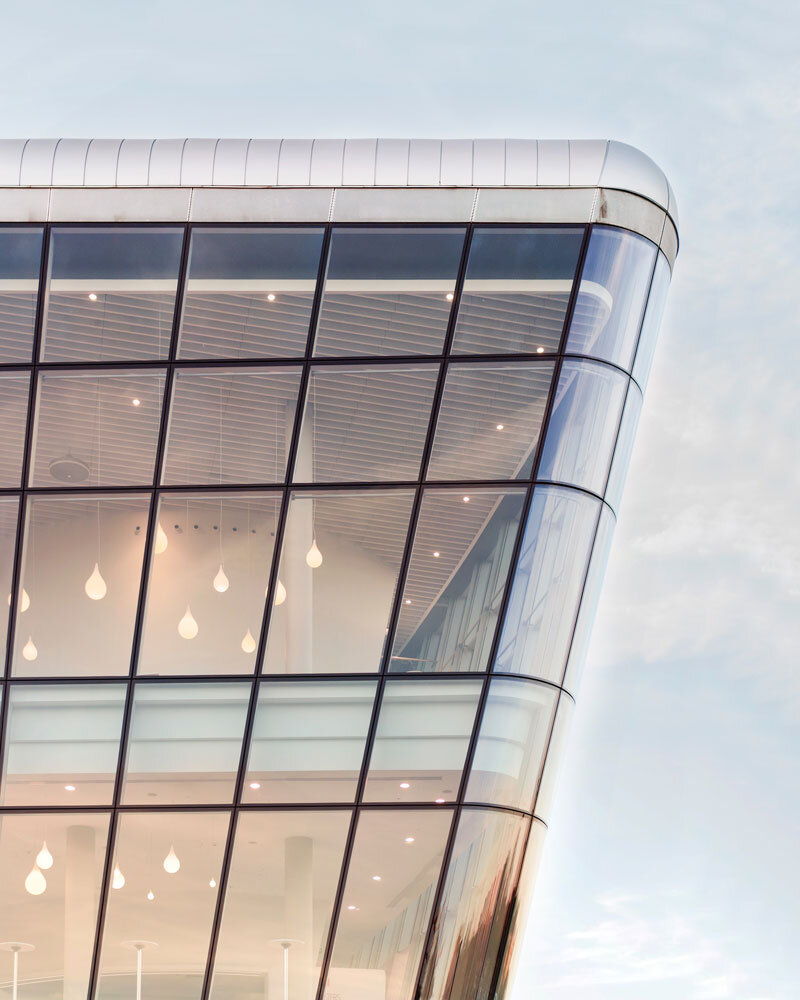 A centralised data platform from connected devices offers enormous benefits to buildings of all sizes. It can form the basis of a more human-centric environment, truly connecting occupants with the building. -