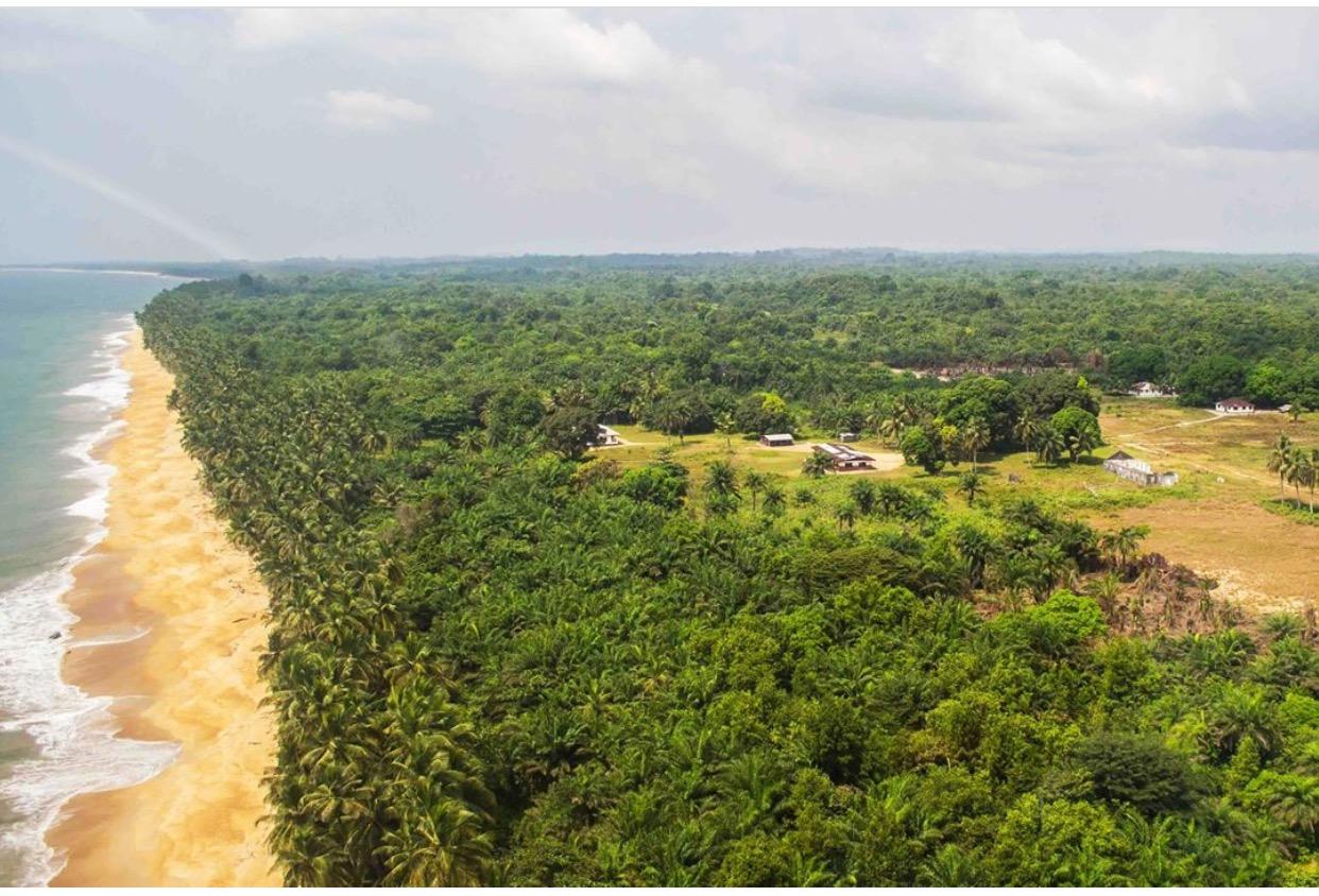 Rivercess County, Liberia