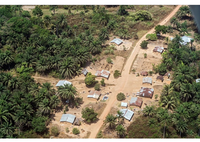 Voinjama District, Liberia
