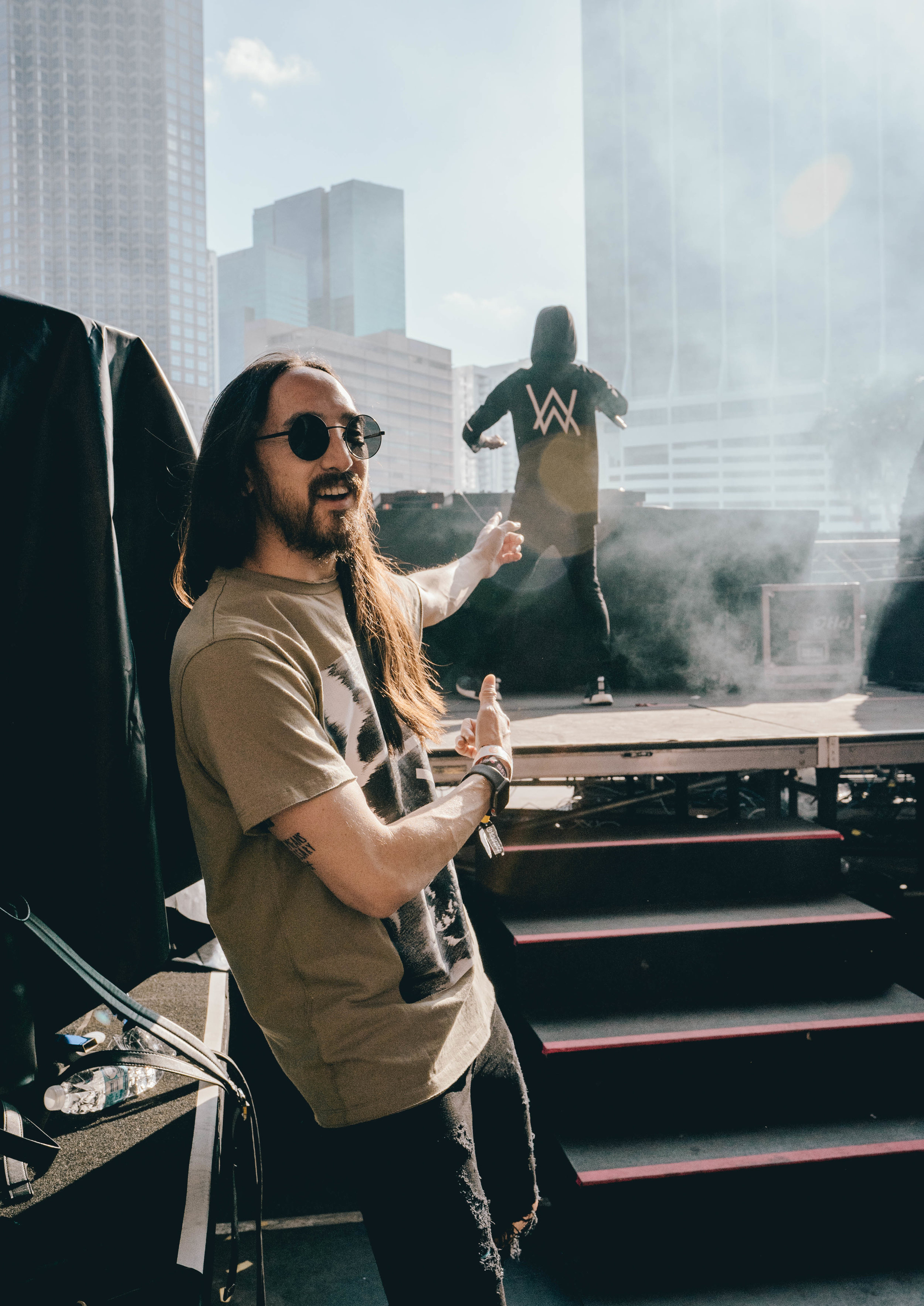 Steve Aoki (Ultra Miami, 2018)