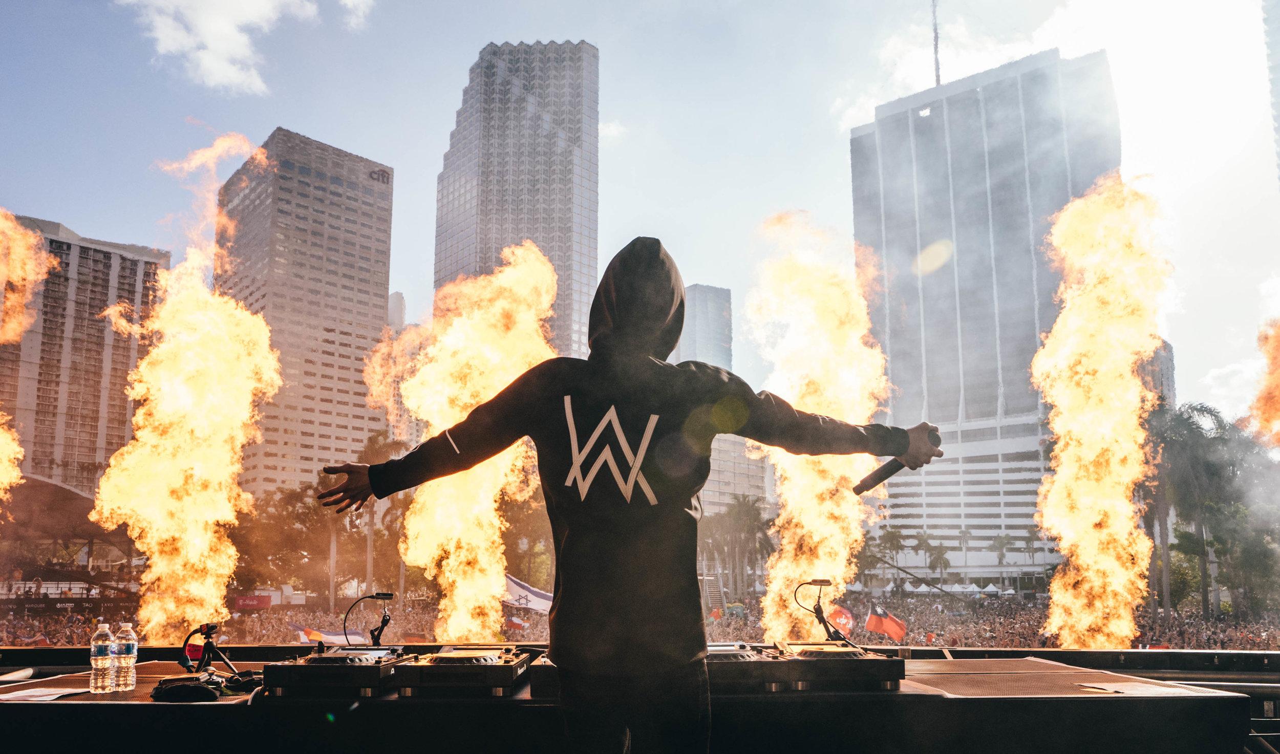 Alan Walker (Ultra Miami, 2018)