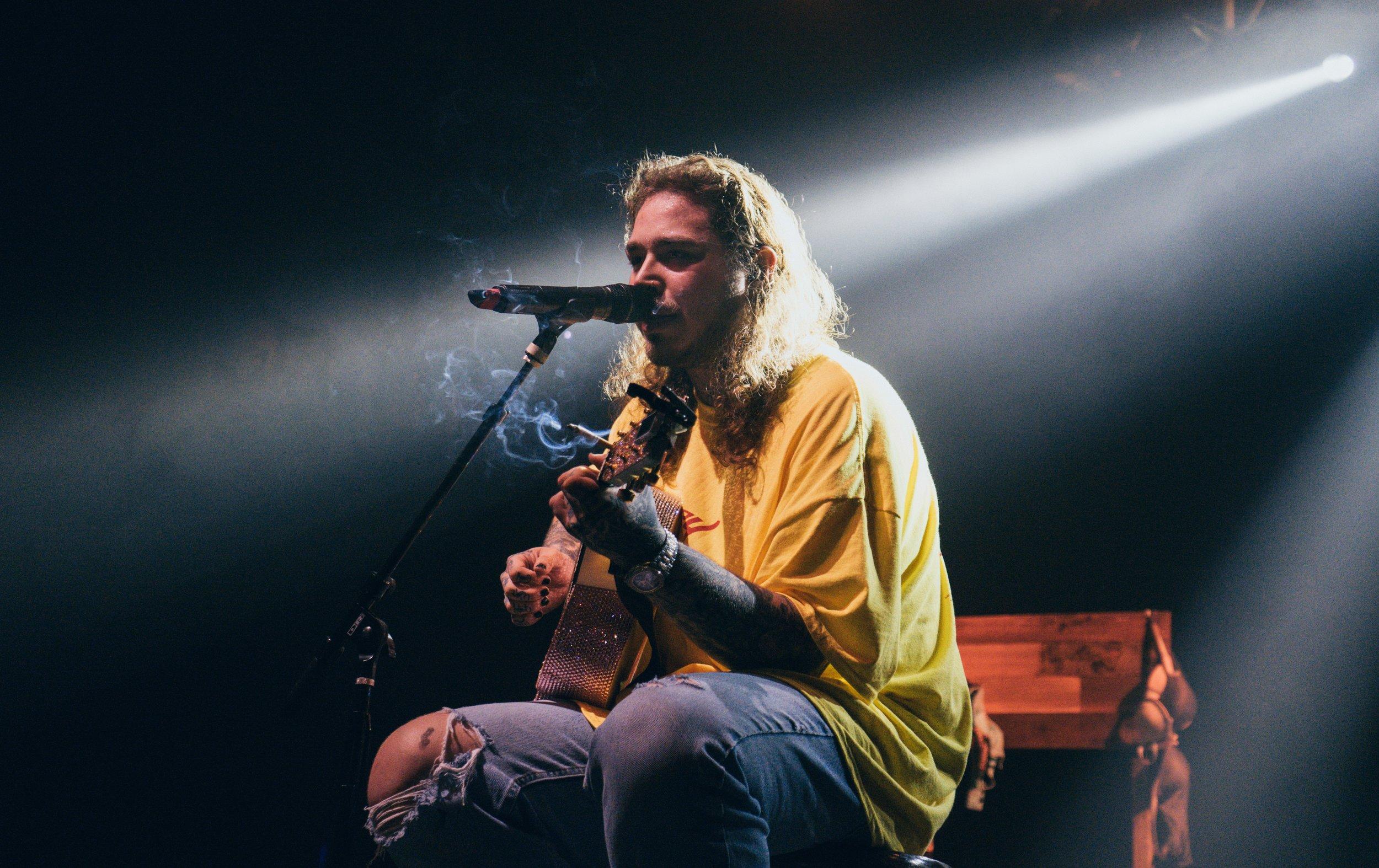 Post Malone (Stoney Tour, 2017)