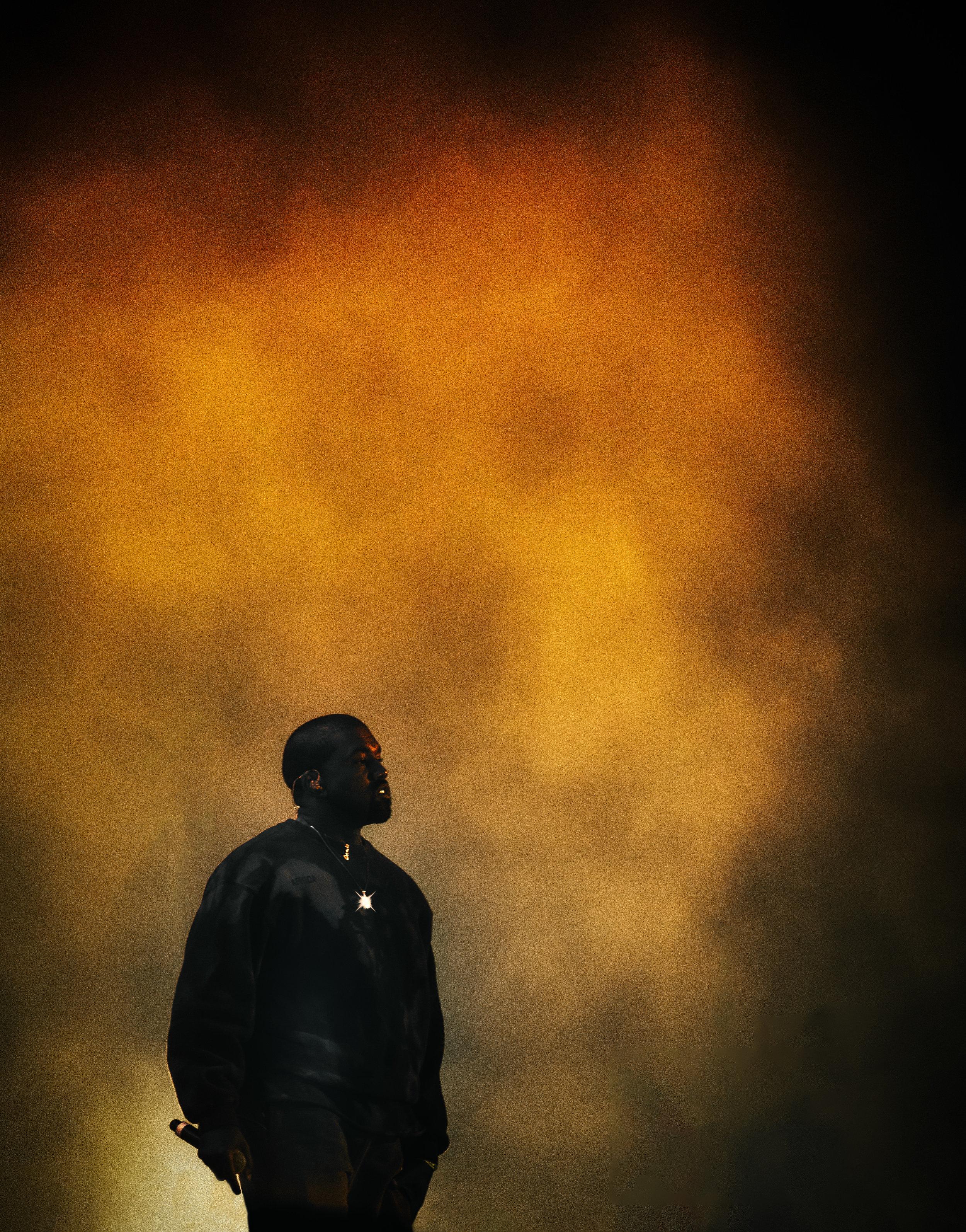 Kanye West (Coachella, 2019)