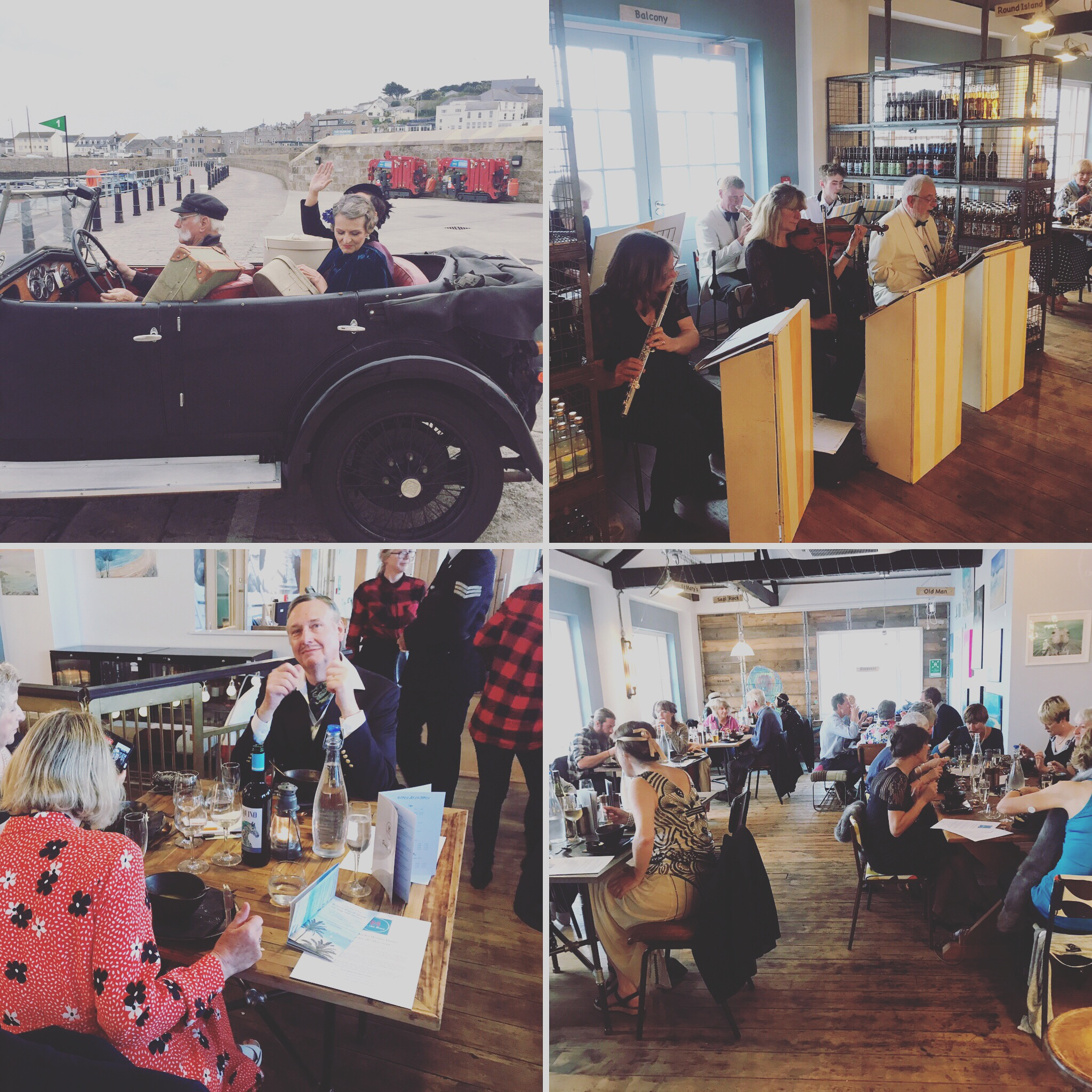 Murder Mystery Night @ On the Quay