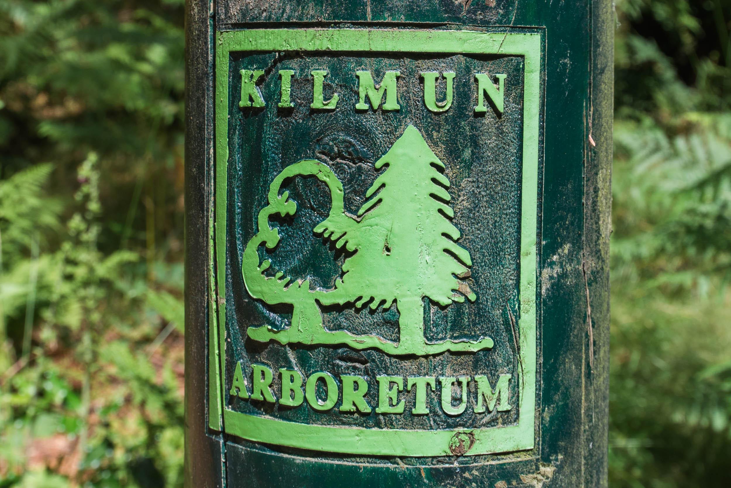 Kilmun Arboretum, Cowal