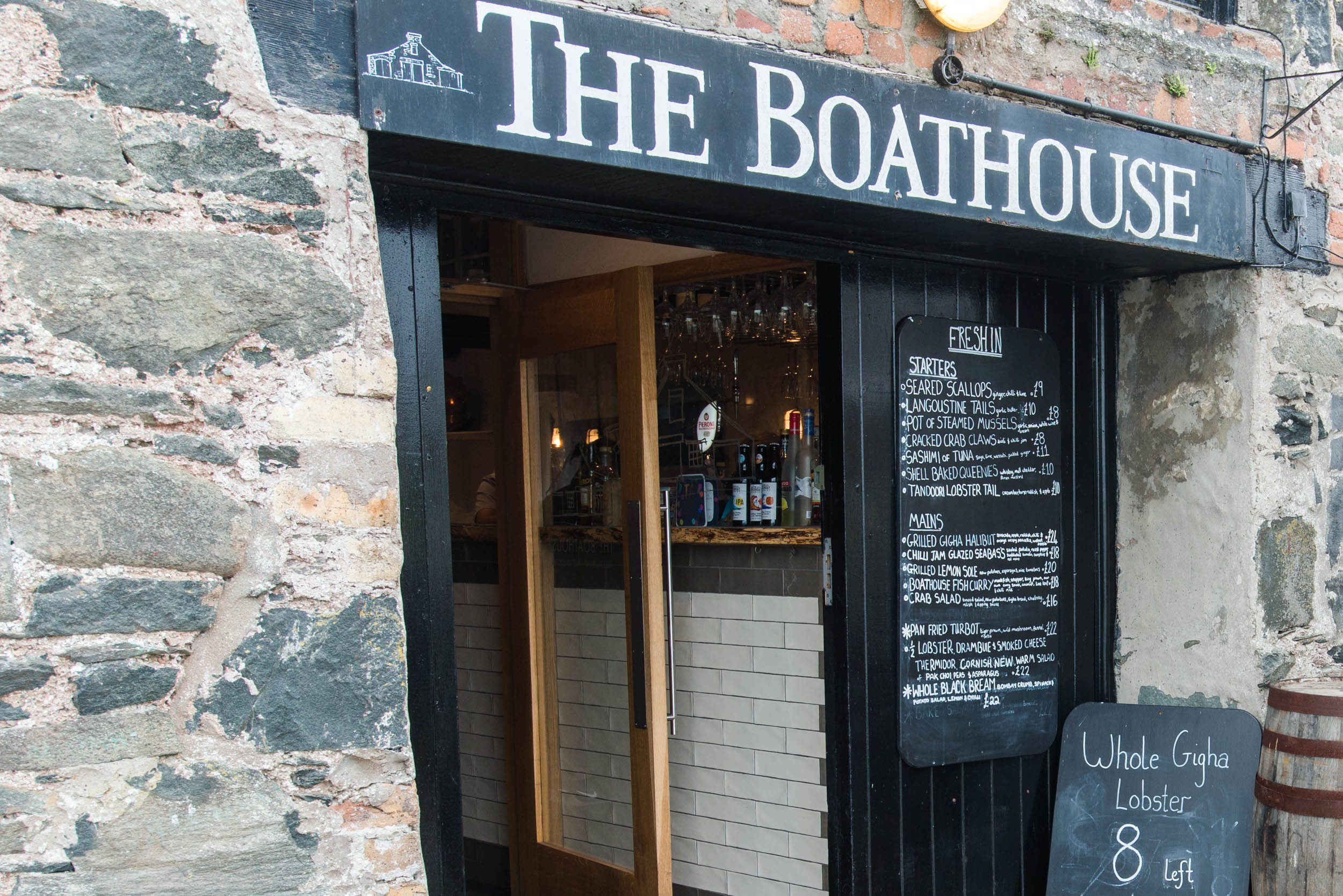 Gigha Boathouse Restaurant