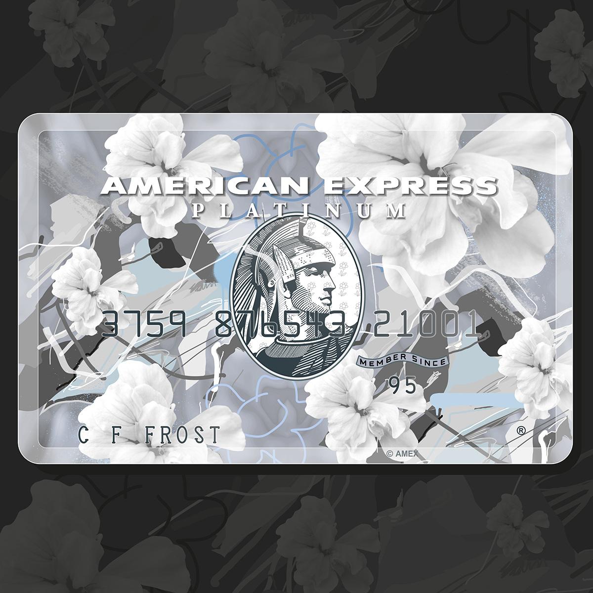 AMEX: Platinum card