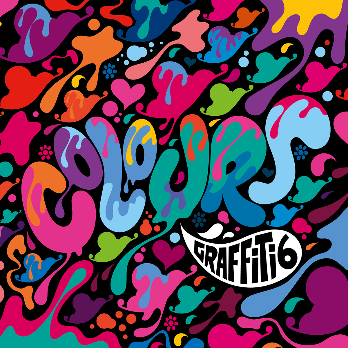 Colours by Grafitti6