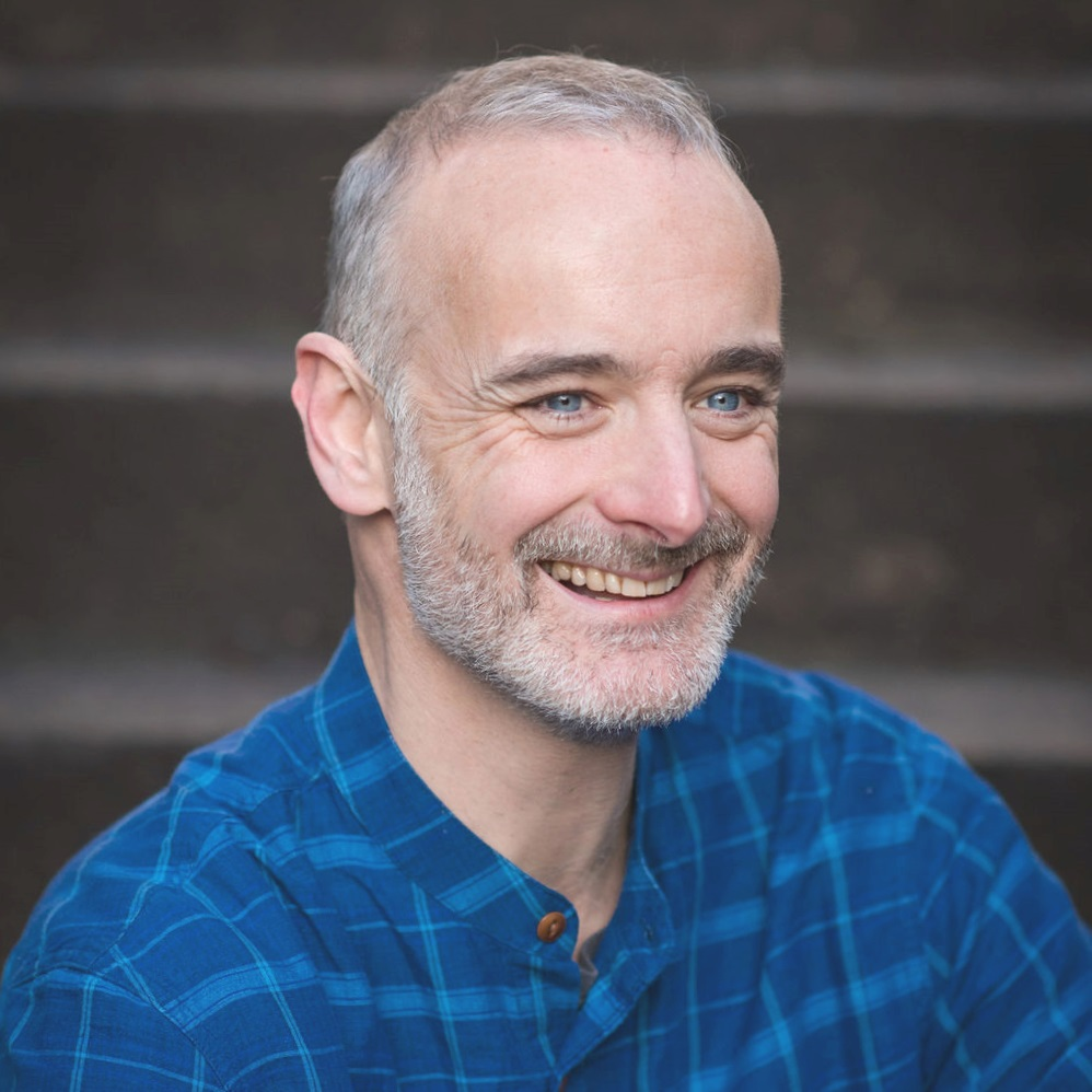 Mindfulness based psychotherapy in Edinburgh & online. - Diarmid Baillie. Certified Hakomi Therapist, MBACP.