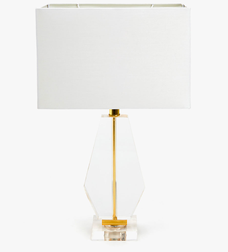 Gold Accented Lamp $179.00 - Buy Here