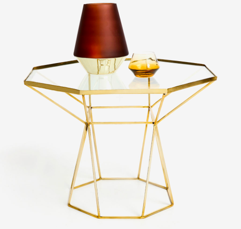 Gold Accent Table $249.00 - Buy Here