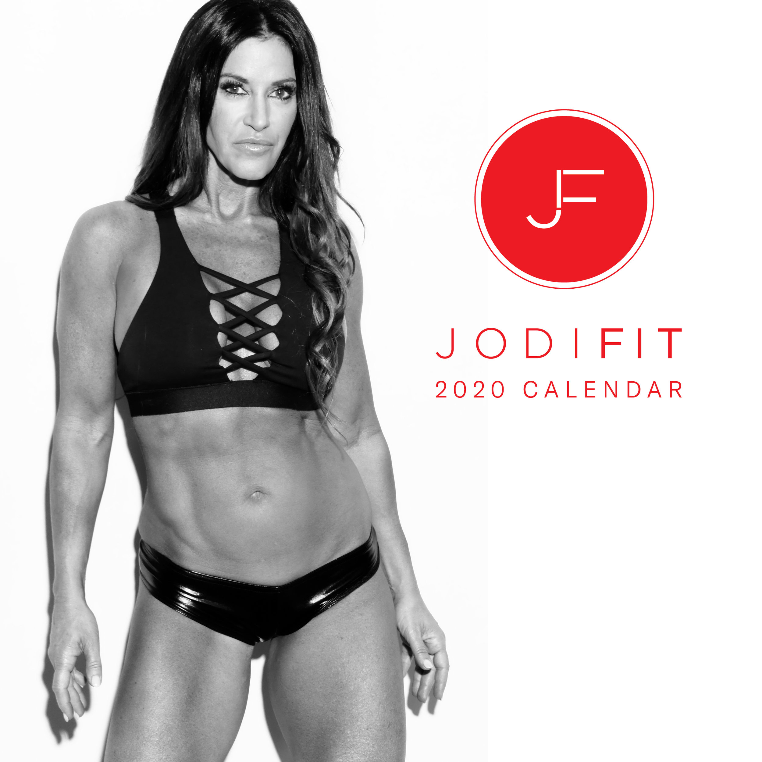 My 2020 JodiFIT Calendar - I hope you enjoy my first calendar.I believe it captures the balance of what it feels like to be fit, feminine and 58.Available exclusively at my online store!jodiharrisonbauer.com