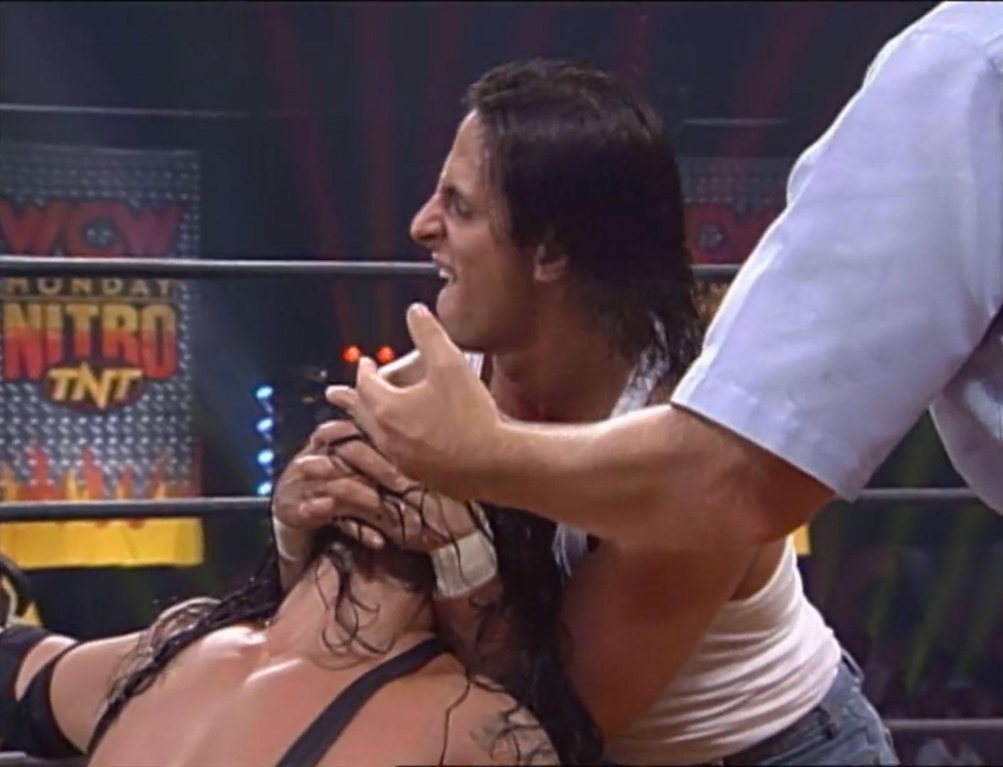 Kidman vs Juventud Guerrera WCW Cruiserweight Championship WCW Monday NITRO, September 14th 1998