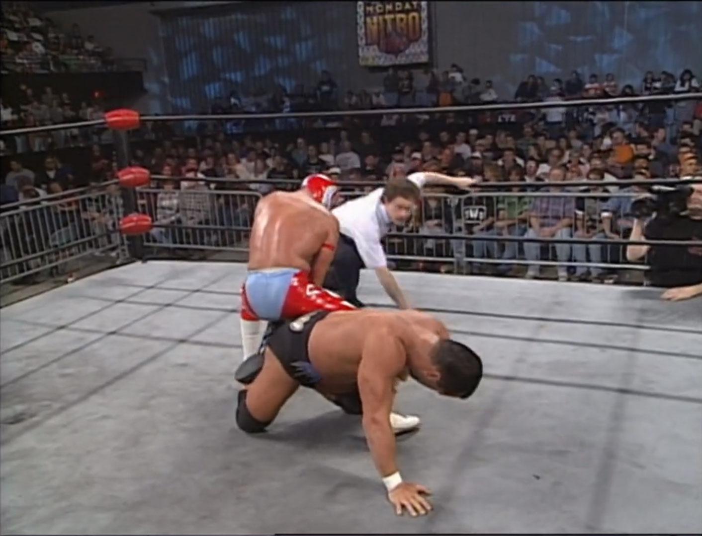 Rey Mysterio Jr. vs. Dean Malenko  WCW Monday NITRO, December 30th 1996
