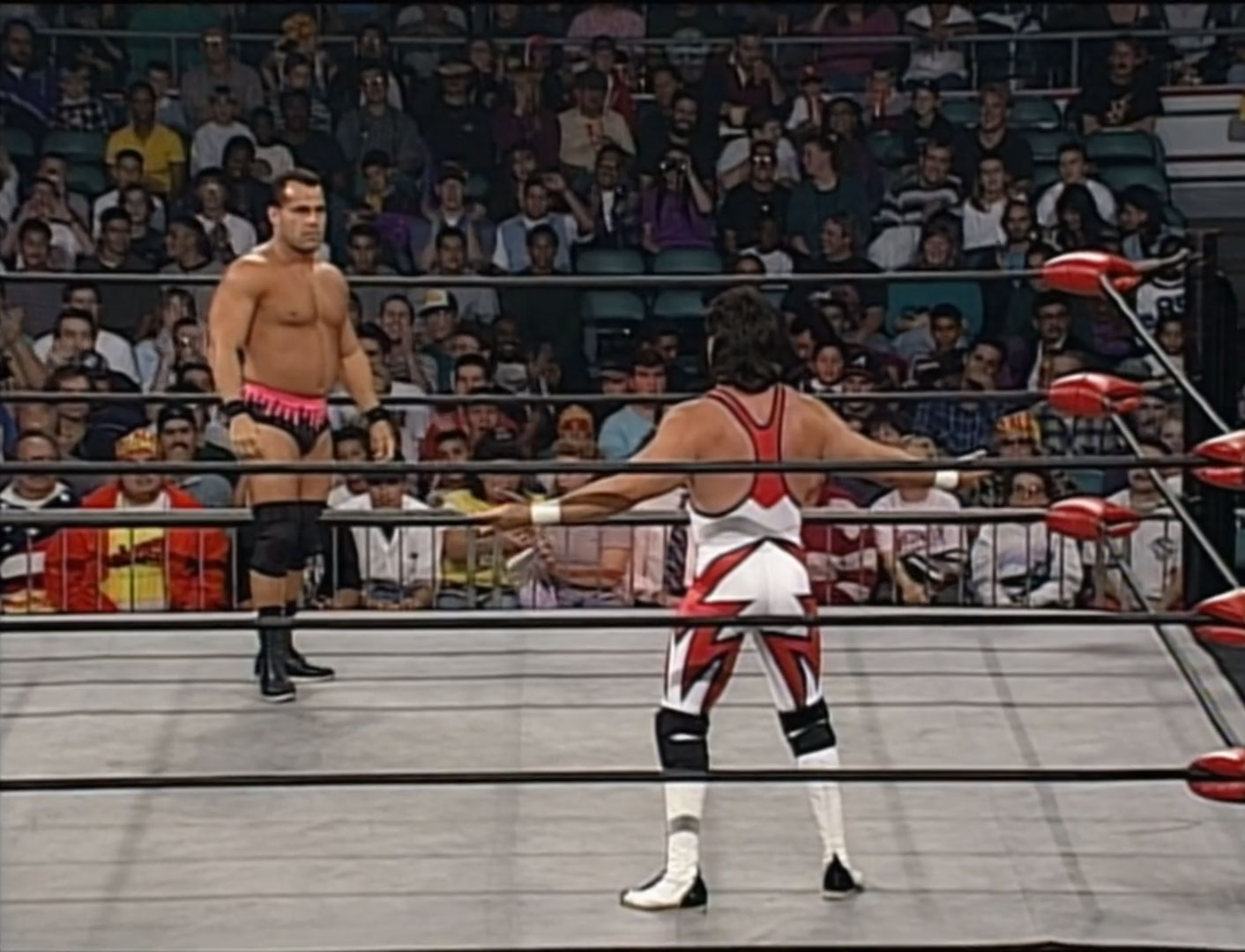 Eddie Guerrero vs. Dean Malenko WCW Monday NITRO, October 2nd 1995