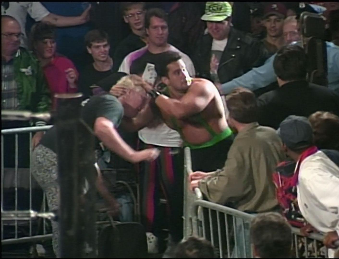 "Tommy Dreamer vs. The Sandman  ""'I Quit' Match ECW Hardcore TV #76 October 4th 1994 (Recorded October 1st 1994)"