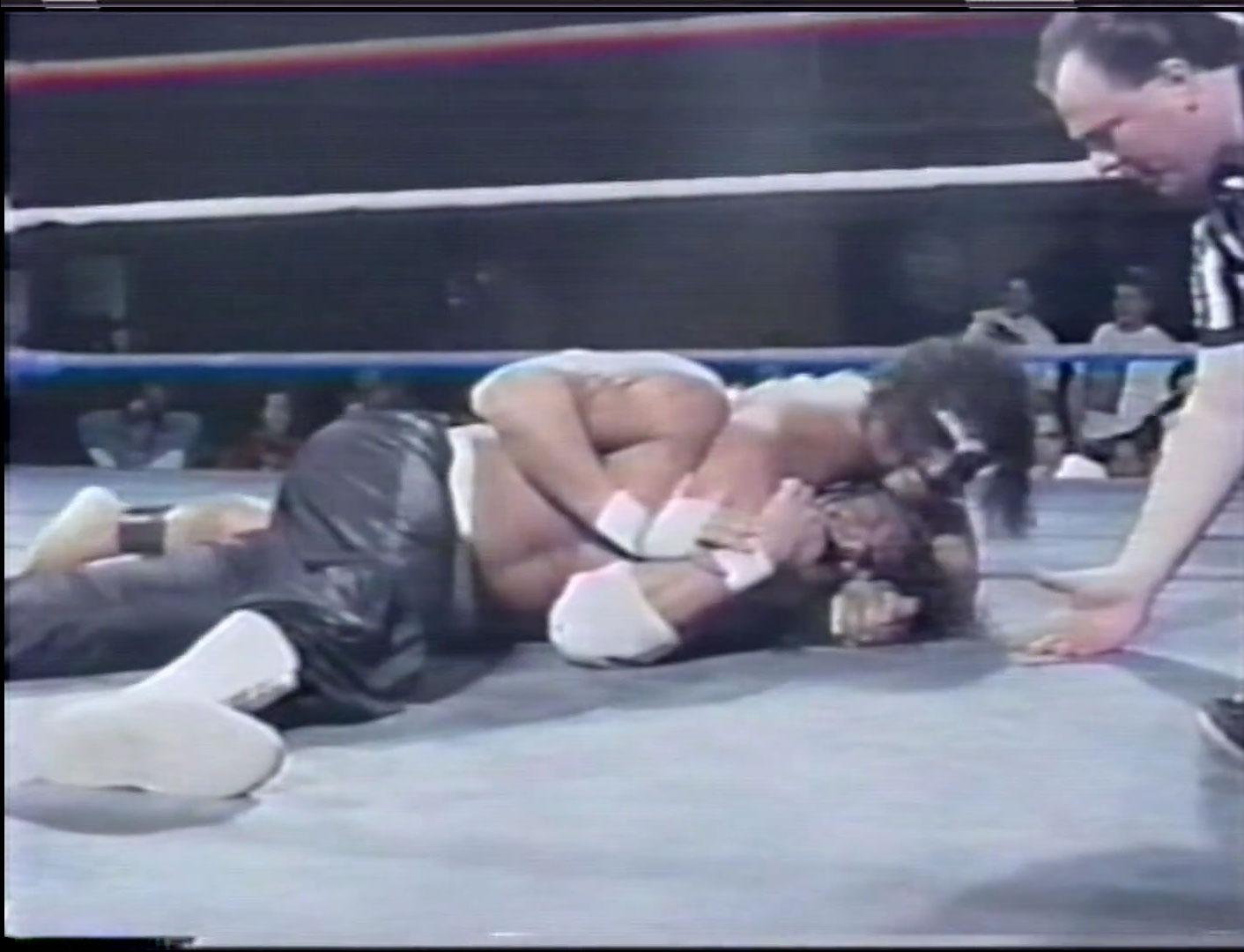 Sabu vs. The Tazmaniac ECW Heavyweight Championship ECW Hardcore TV, Nov 30th 1993