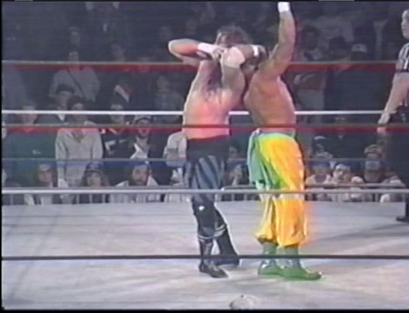 Terry Funk vs. Sabu ECW Hardcore TV, April 19th 1994