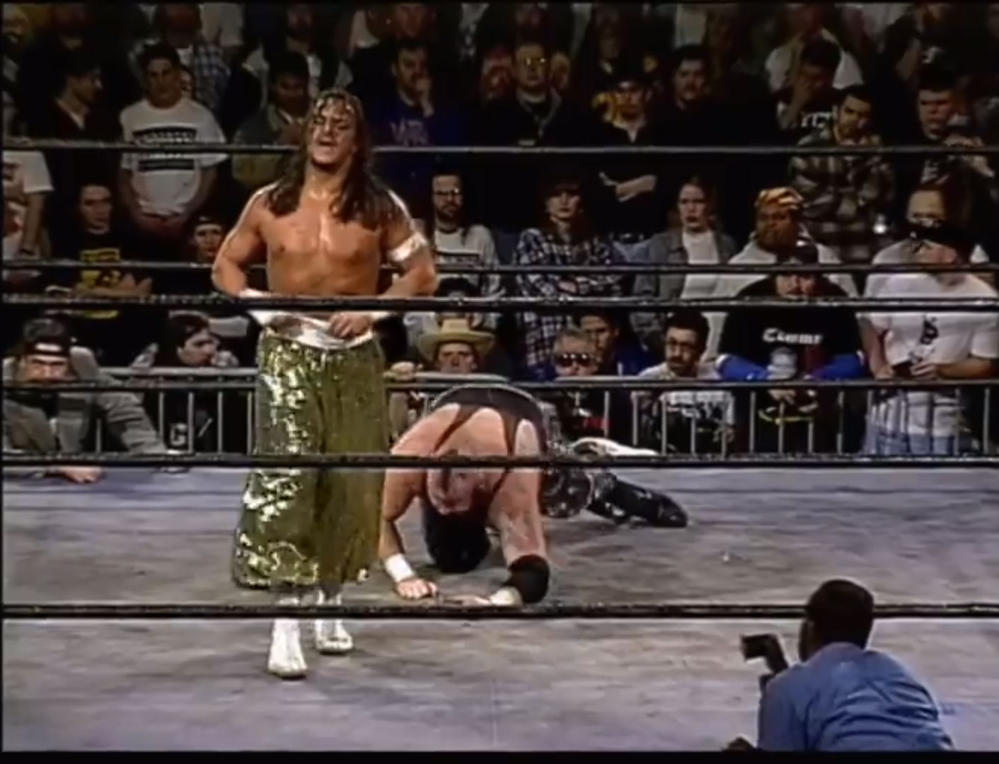 Sabu vs Hack Myers ECW November To Remember November 18th 1995