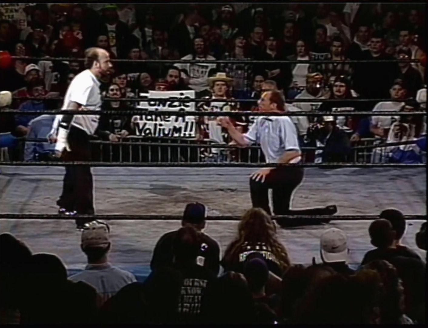 Bill Alfonso vs Tod Gordon November To Remember November 18th 1995