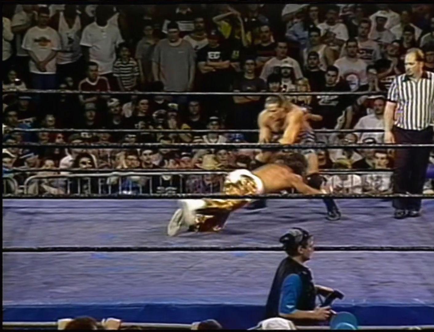Sabu vs Rob Van Dam ECW Hardcore TV,  May 7th 1996