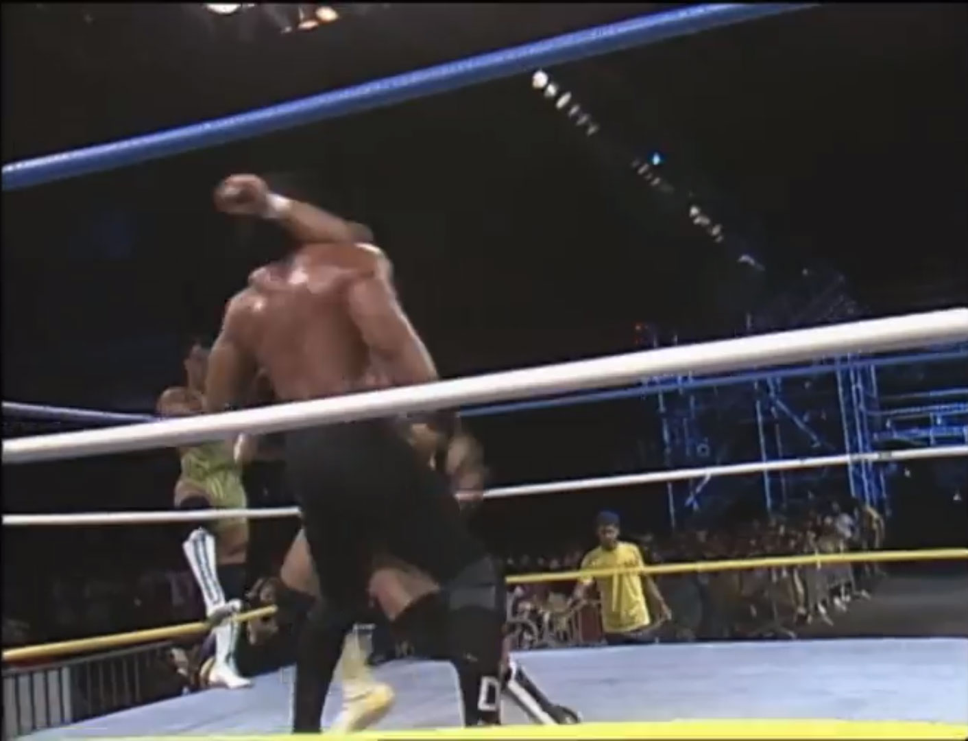 Doom vs. The Steiner Brothers NWA Capital Combat 1990 May 19th 1990