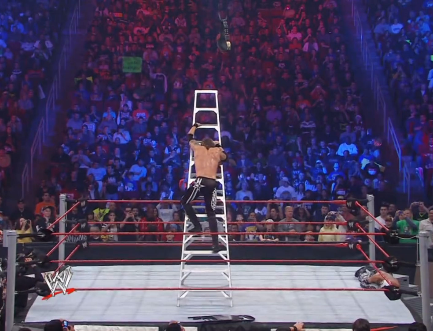 Edge vs. Alberto Del Rio vs. Kane vs. Rey Mysterio  Fatal 4-Way TLC WWE TLC: Tables, Ladders And Chairs '10 Dec 19th 2010