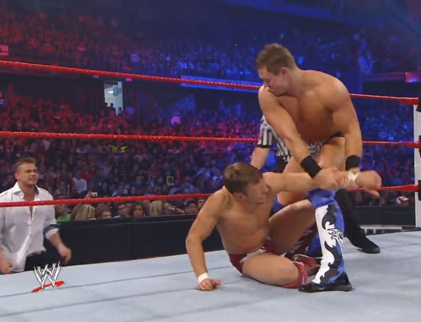 Daniel Bryan vs. The Miz WWE United States Championship WWE Night of Champions '10 Sep 19th 2010