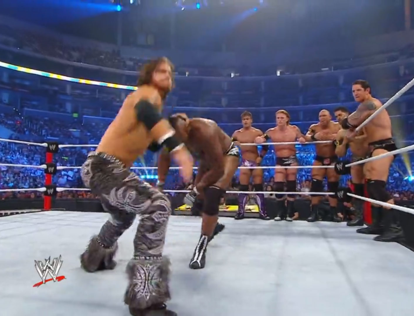 14-Person Tag Elimination WWE SummerSlam '10 Aug 15th 2010