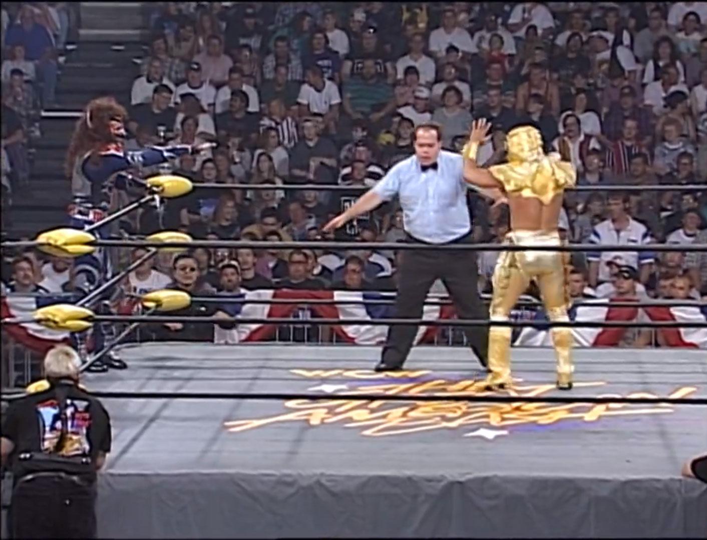 Ultimo Dragon vs. Psychosis WCW Great American Bash '97 Jun 15th 1997
