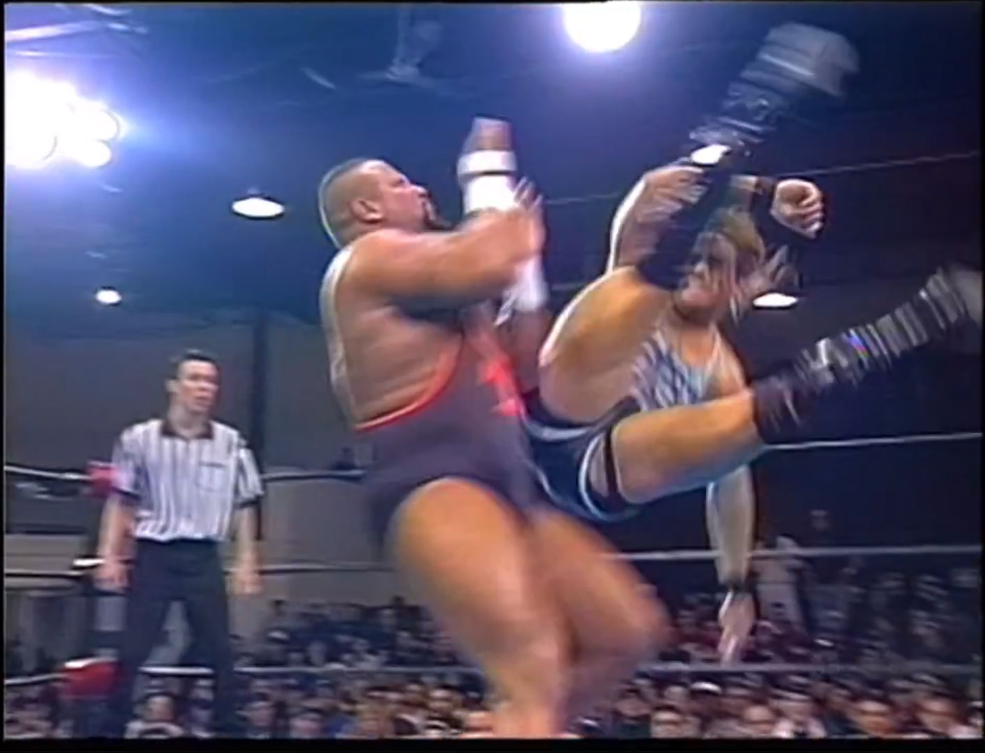 Taz vs. Rob Van Dam ECW Hardcore TV March 18th 1997