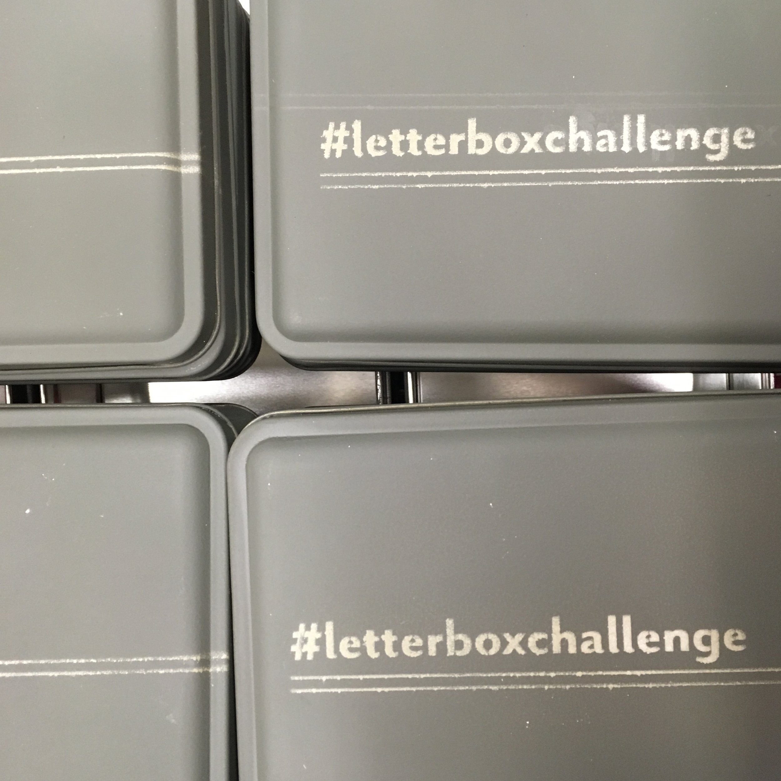 Letterbox Challenge Box Assembly