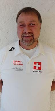Roland Prisi, Frauenfeld TG Qualifikation: Internationale Rangliste