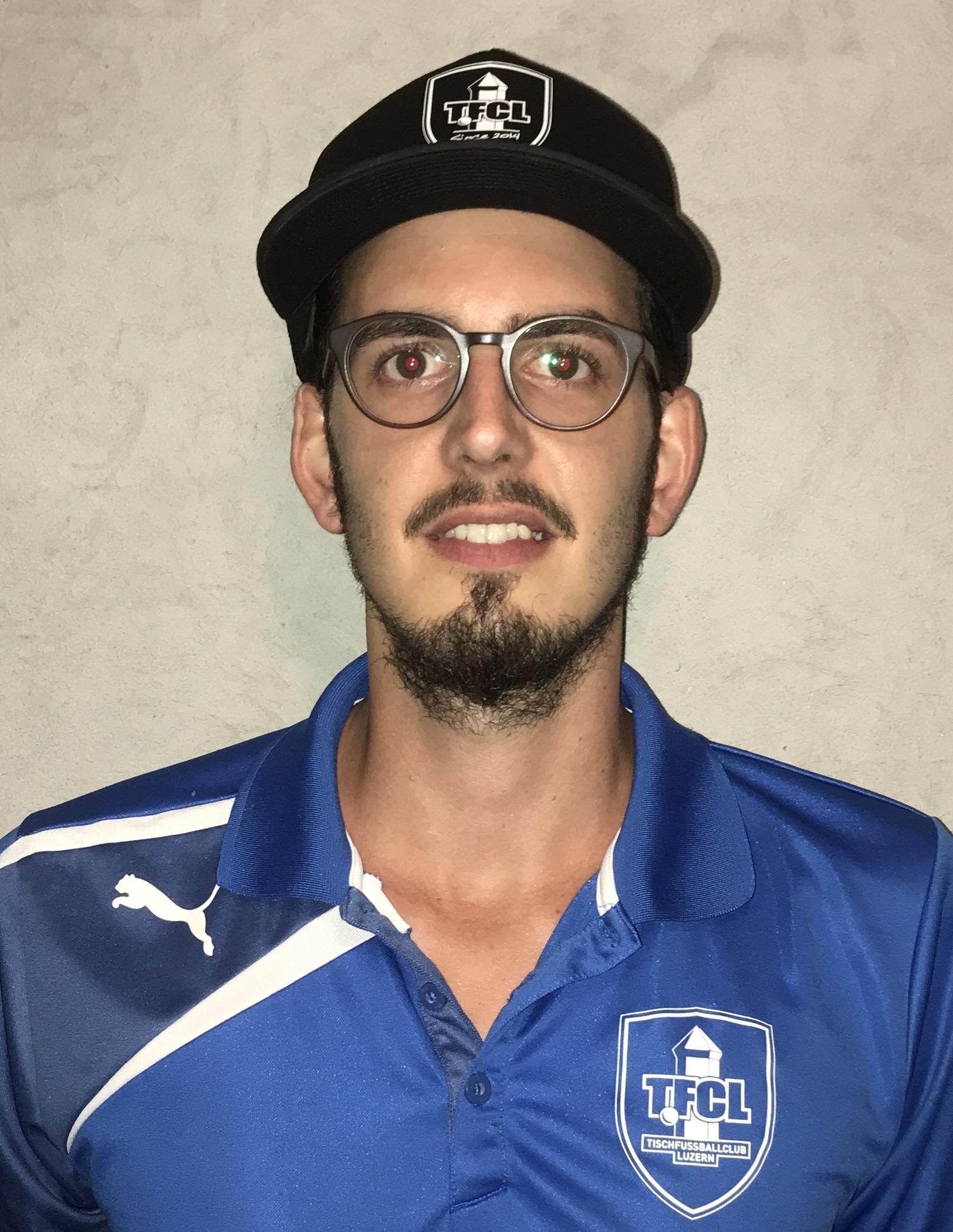Adrian Schuler, Luzern Qualifikation: Nationale Rangliste