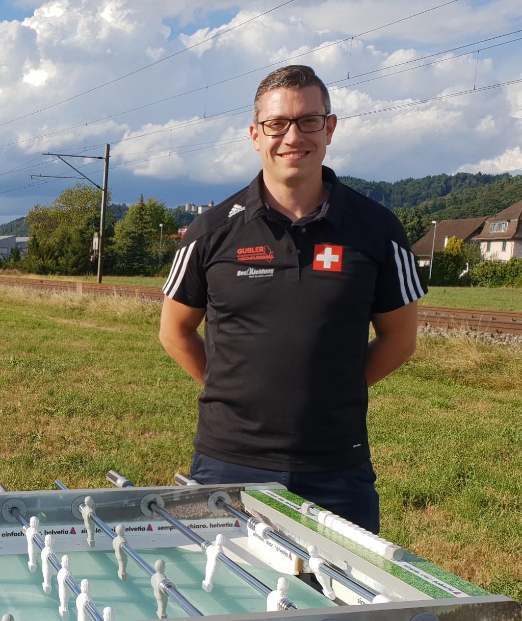 Fabio Di Santo, Zug Qualifikation: Titelverteidiger