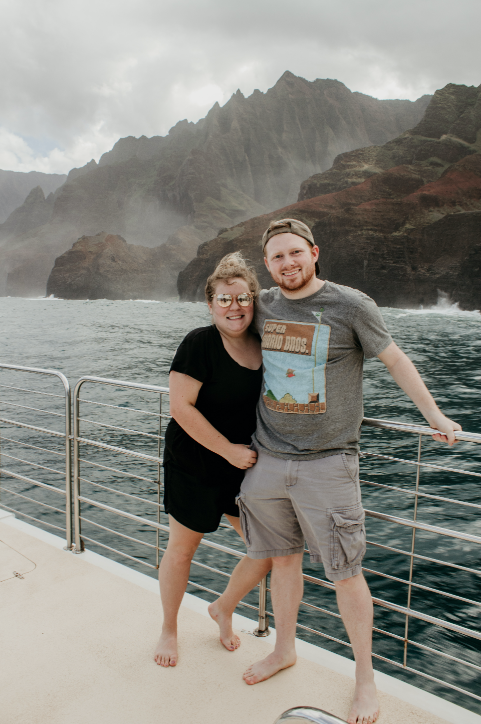 Hawaii Photographer - Adventurous Couples Photographer